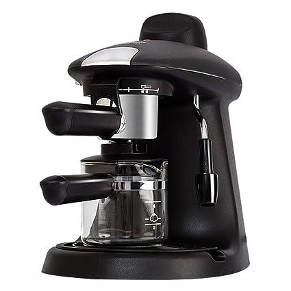 Cafetera Espresso Italiana, Máquina Profesional Para Hacer Café Espresso Y Café Capuchino Con Brazo Espumante
