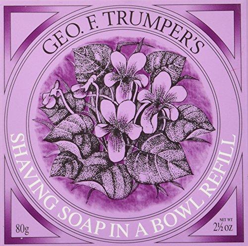 Geo F. Trumper Violet Shaving Soap (Shave Bowl Refill)