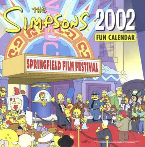 Kalender, The Simpsons