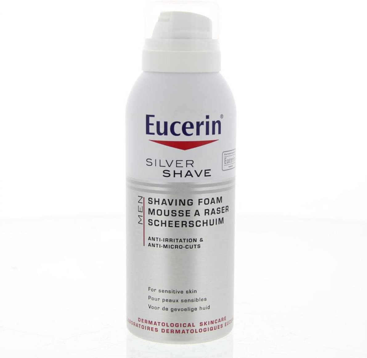 Eucerin Men Espuma de Afeitar - 150 ml