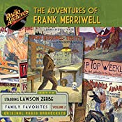 The Adventures of Frank Merriwell, Volume 2 | Gilbert Patton
