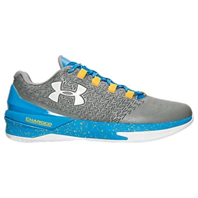 618a8fe68878 Image Unavailable. Image not available for. Color  Under Armour ClutchFit  Drive 3 Low ...