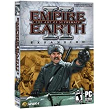 Empire Earth 2: the Art of Supremacy Expansion Pack - PC