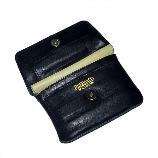 GTR-Prestige Giftware Smoking Accessories P35518 – Dr Plumb Piel Cartera para Tabaco Funda con Pasador para el cinturón y Soporte para Rollo de Papel: Amazon.es: Hogar