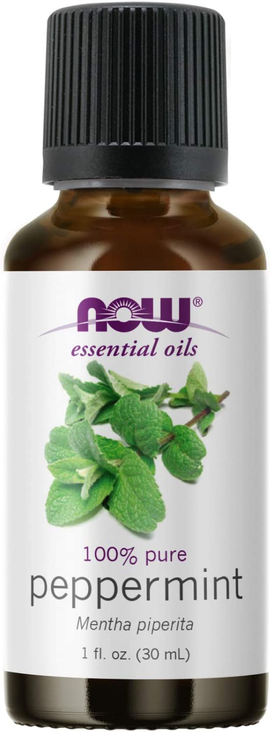 NOW Solutions Peppermint Oil 1 oz 100% Pure: Buy Online at Best Price in UAE - Amazon.ae