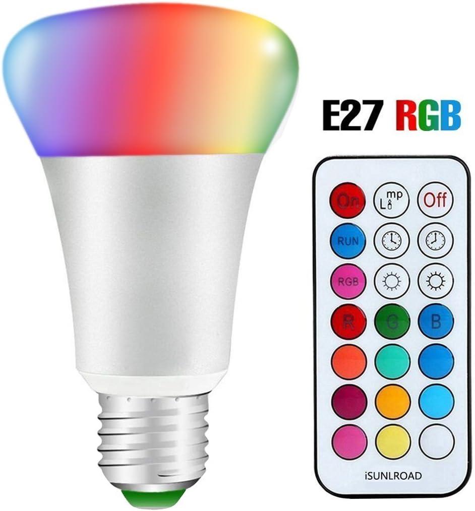 idea regalo lampadina rgb