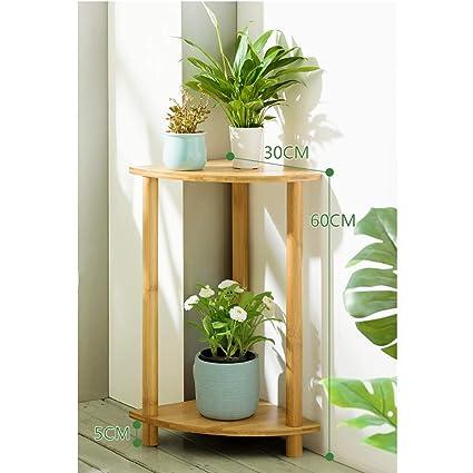Amazon.com: Soporte para flores, balcón en forma de abanico ...