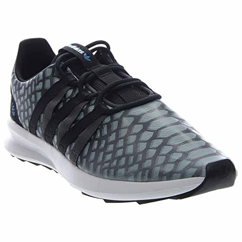 finest selection 9cbd7 61763 adidas SL Loop Ct - Grigio Solido Nero-Bluebird, 8.5 D Us