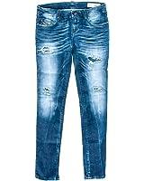 Diesel Girls' Gruppen J Jogg Jeans