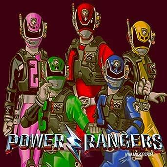 Power Rangers Ninja Storm de The Mighty Murphin en Amazon ...