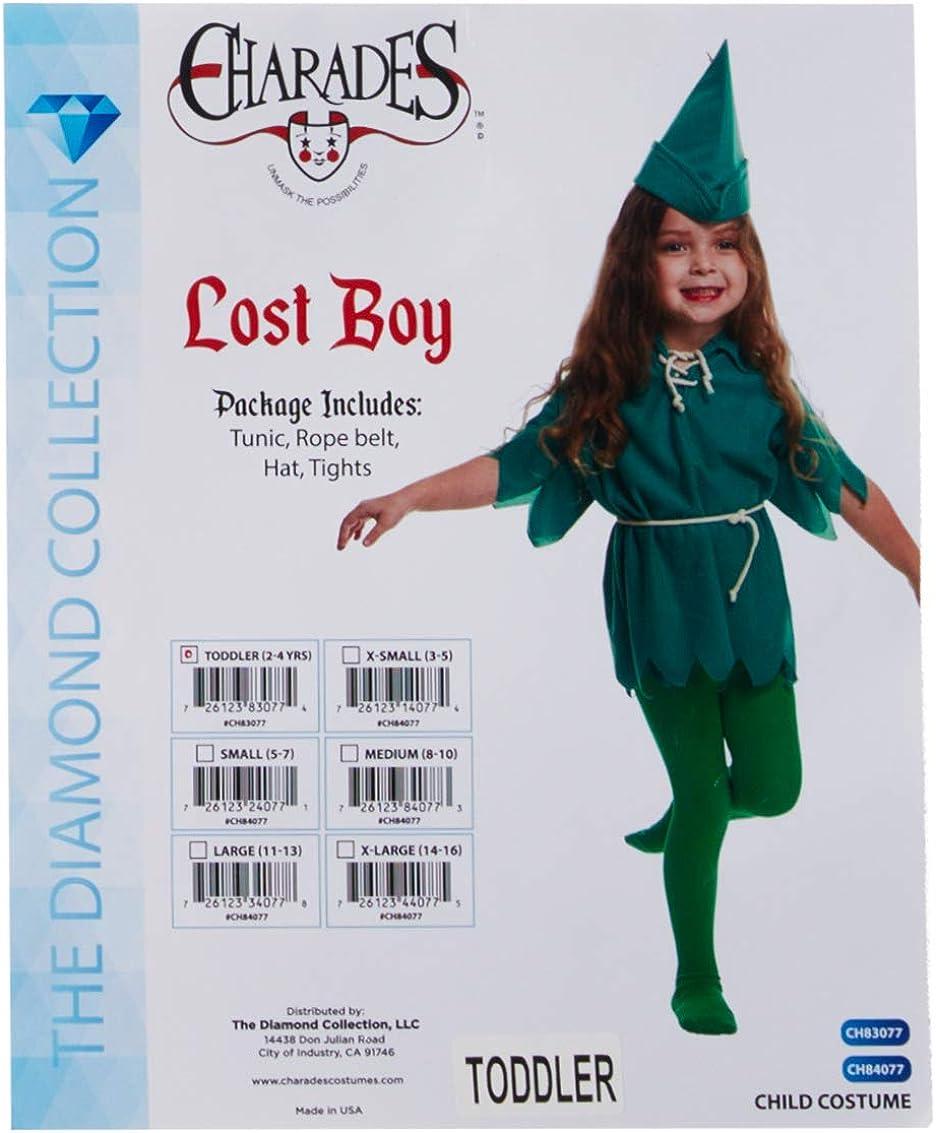 Amazon.com: Disfraz infantil de Peter Pan, bebé mayor (de ...