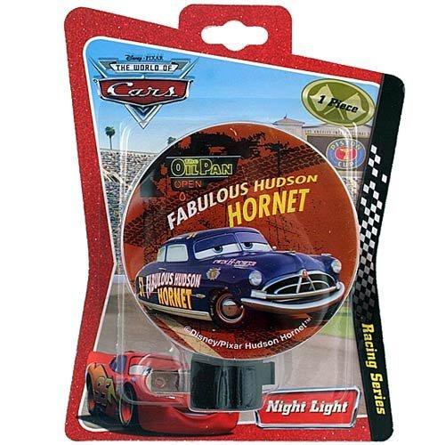 Disney Pixar Cars Movie Hudson Hornet Nightlight Night Light