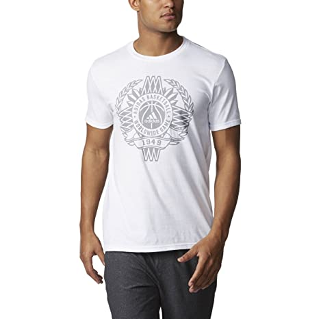 9fd44ecf396 Image Unavailable. Image not available for. Color  adidas Men s Athletics  Graphic Tee ...