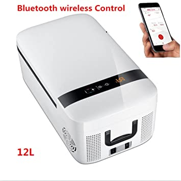 Refrigerador De Coche Auto Portatil Del Compresor 12V Del Refrigerador Del Coche Para El Coche Y