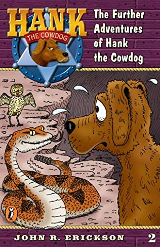 book cover of The Further Adventures of Hank the Cowdog
