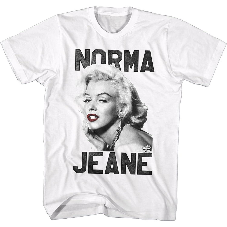 Marilyn Monroe - Mens Normajeane T-Shirt