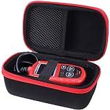 Aenllosi Hard Case for Autel AutoLink AL319 AL329 Code Reader (Red)