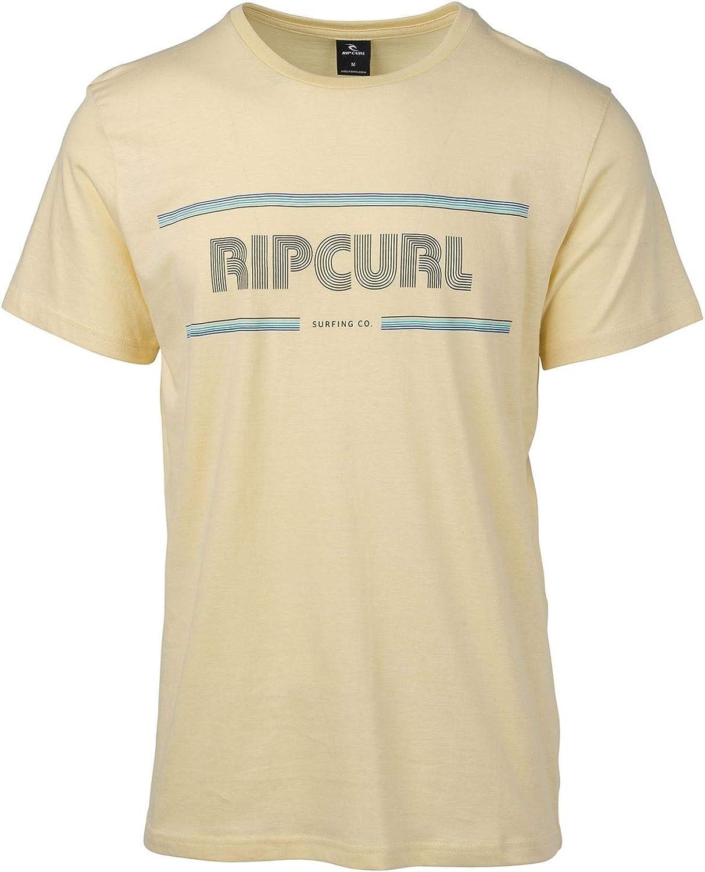 Rip Curl Camisa de Vestir, Pale Yellow, L para Hombre: Amazon.es: Ropa y accesorios