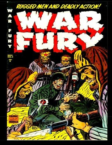 Read Online War Fury #2: 1952 War Comic pdf epub