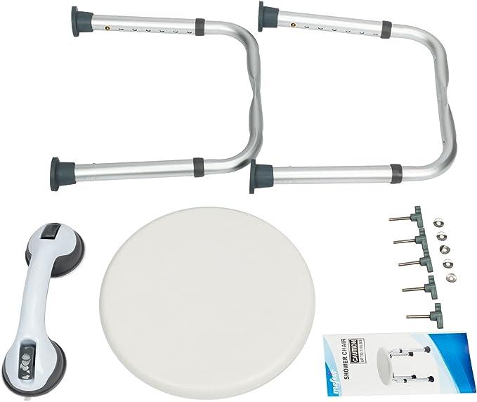 Amazon.com: mefeir cuarto de baño tina ducha banco silla 7 ...