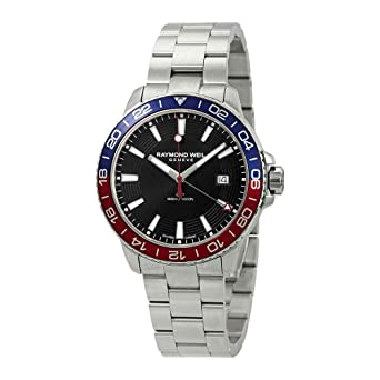 c0ae177aae7 Image Unavailable. Image not available for. Color  Raymond Weil Tango 42mm Mens  Watch (8280-st3-20001)