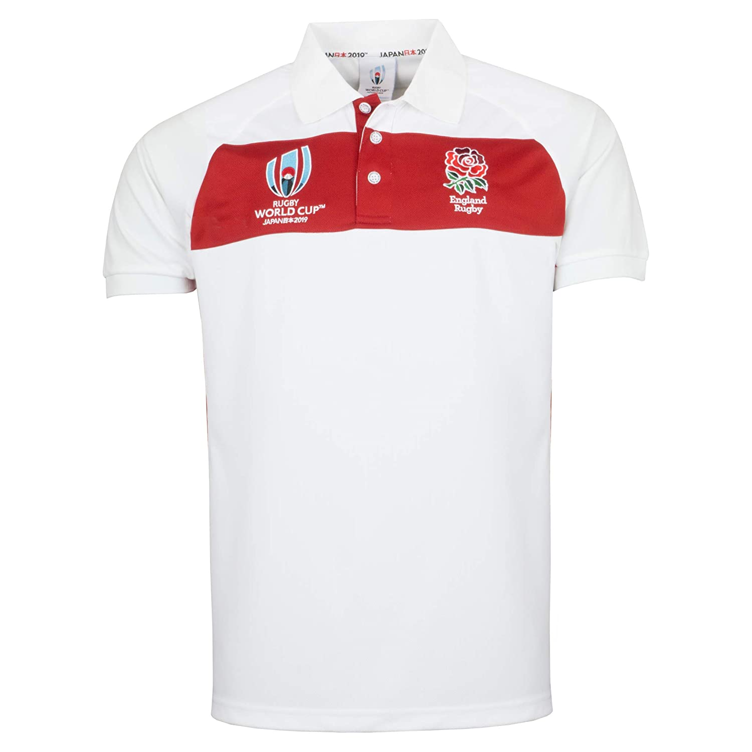 England Rugby World Cup Japan 2019 Country Collection T-Shirt