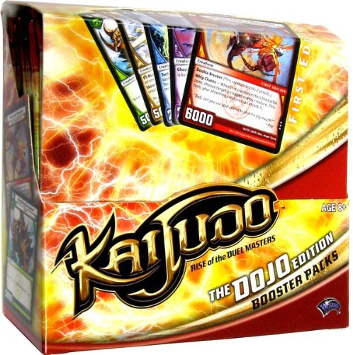 "Used, Kaijudo ""Dojo Edition"" Booster Packs - 24 pack for sale  Delivered anywhere in USA"