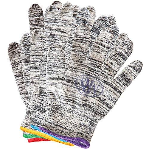 (NRS Fit Roping Glove Bundle of 12 L)
