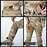 IDOGEAR G3 Combat Pants Multicam Men Pants with