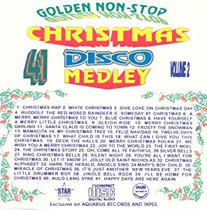 - 41 Golden Non-Stop Christmas Disco Medley Vol. 2 - Philippine Tagalog Music CD - Amazon.com Music