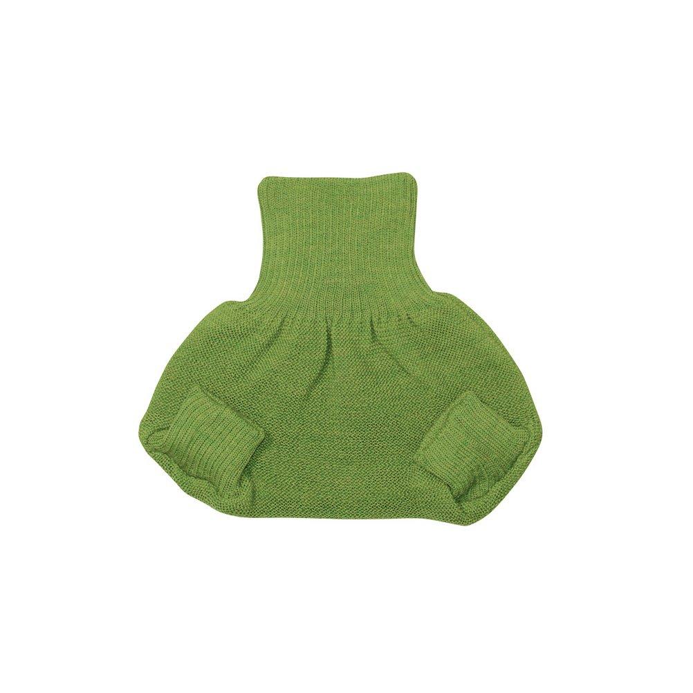 Disana 13109XX - Wollwindelhose grün, Size / Größe:86/92 (1-2 Jahre)