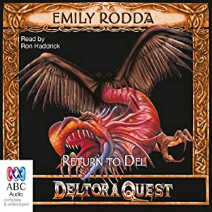 Return to Del: Deltora Quest, Book 8 Audiobook