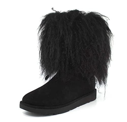 5689f8fedef UGG Australia Womens LIDA Closed Toe Mid-Calf Fashion Boots, Black ...