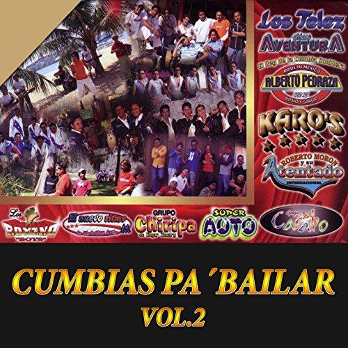 Cumbias pa' Bailar, Vol. 2