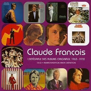 Beliebt L'Intégrale des Albums Originaux 1963-1972: Claude François, les  NB09