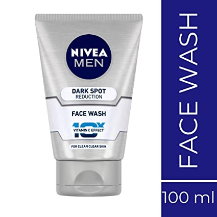 Nivea Men Dark Spot Reduction Facewash, 100g