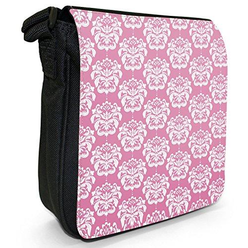 Sac Viktorianische Pink Femme Pour Bandoulière A Blumentapete Snuggle Fancy Ywq4E4