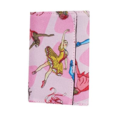 Amazon.com: Bailarina Trifold – Cartera: Clothing