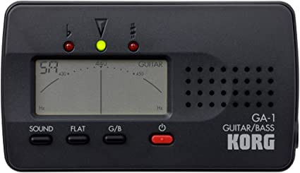 Korg GA-1 - Afinador de guitarra: Amazon.es: Instrumentos musicales