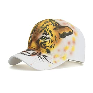 Amazon.com: USHOT Men Women Adjustable Animal Printed Cap Bone Gorras Tactical Baseball Hat Shade: Beauty
