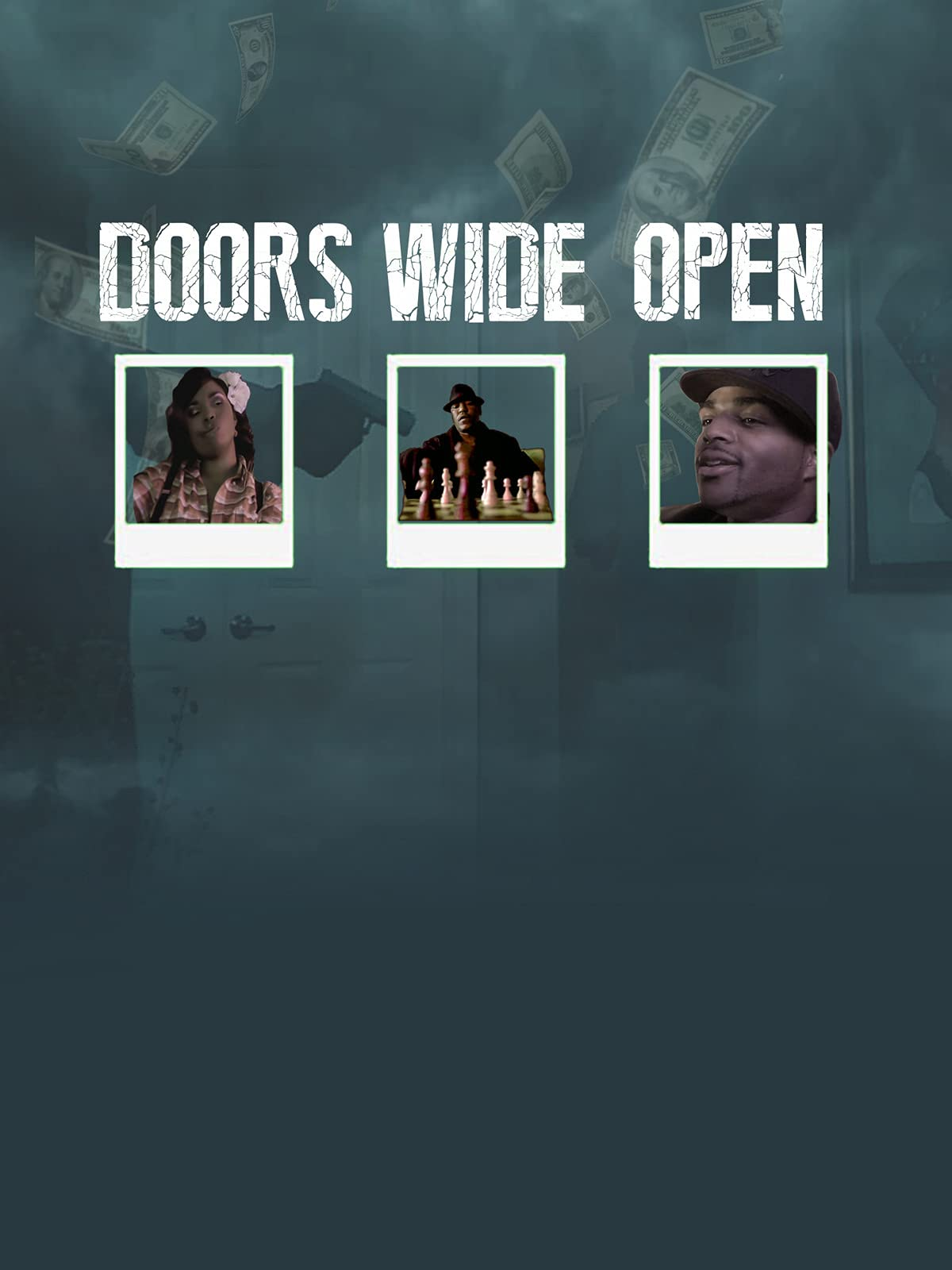 Doors Wide Open