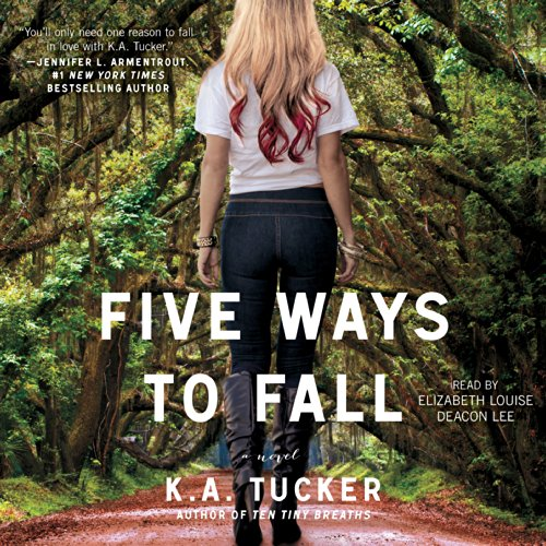 Five Ways to Fall: A Novel by Simon & Schuster Audio
