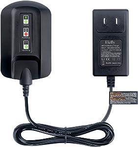 Elefly WA3742 Charger Compatible with Worx 20V MAX Lithium Battery WA3578 WA3525 WA3520 WA3575, Replcaement for Worx Charger WA3742 WA3732 WA3875