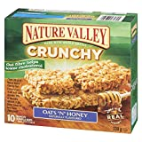 Nature Valley Crunchy Oats and Honey, 10-Count, 230 Gram