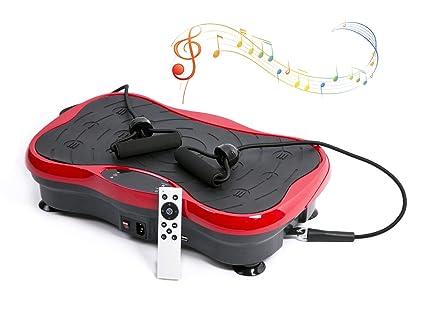 JIANGJIE Música Bluetooth Externo de Fitness vibración ...