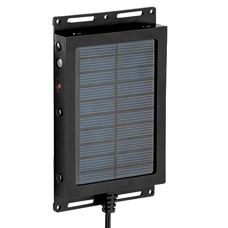 Cal Pump 566430 LED Egglite Solar Panel