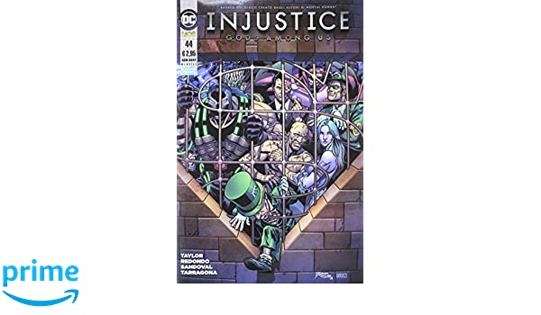 Injustice. Gods among us: 44 (DC all star): Amazon.es: Brian Buccellato, Mike Miller, Bruno Redondo: Libros en idiomas extranjeros