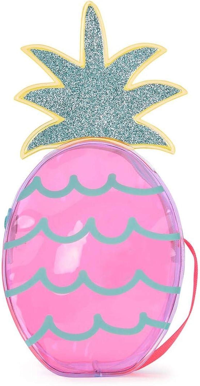 Billieblush M/ädchen transparente Handtasche als Ananas Umh/ängetasche Tasche U10339 pink