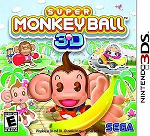 Super Monkey Ball 3D - Nintendo 3DS from Sega of America
