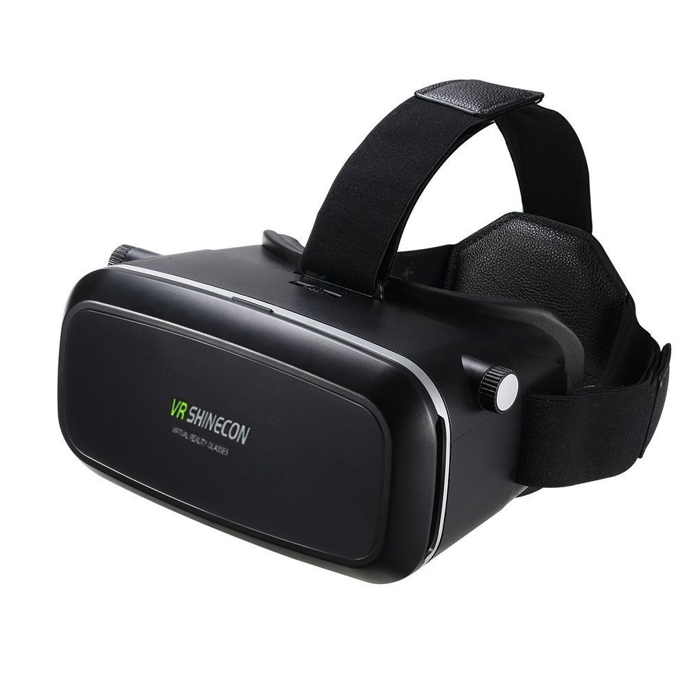 VR Headset Glasses Virtual Reality Mobile Phone 3D Movies for iPhone 6S/6 plus/6/5S/5C/5 Samsung Galaxy S5/S6/note4/note5